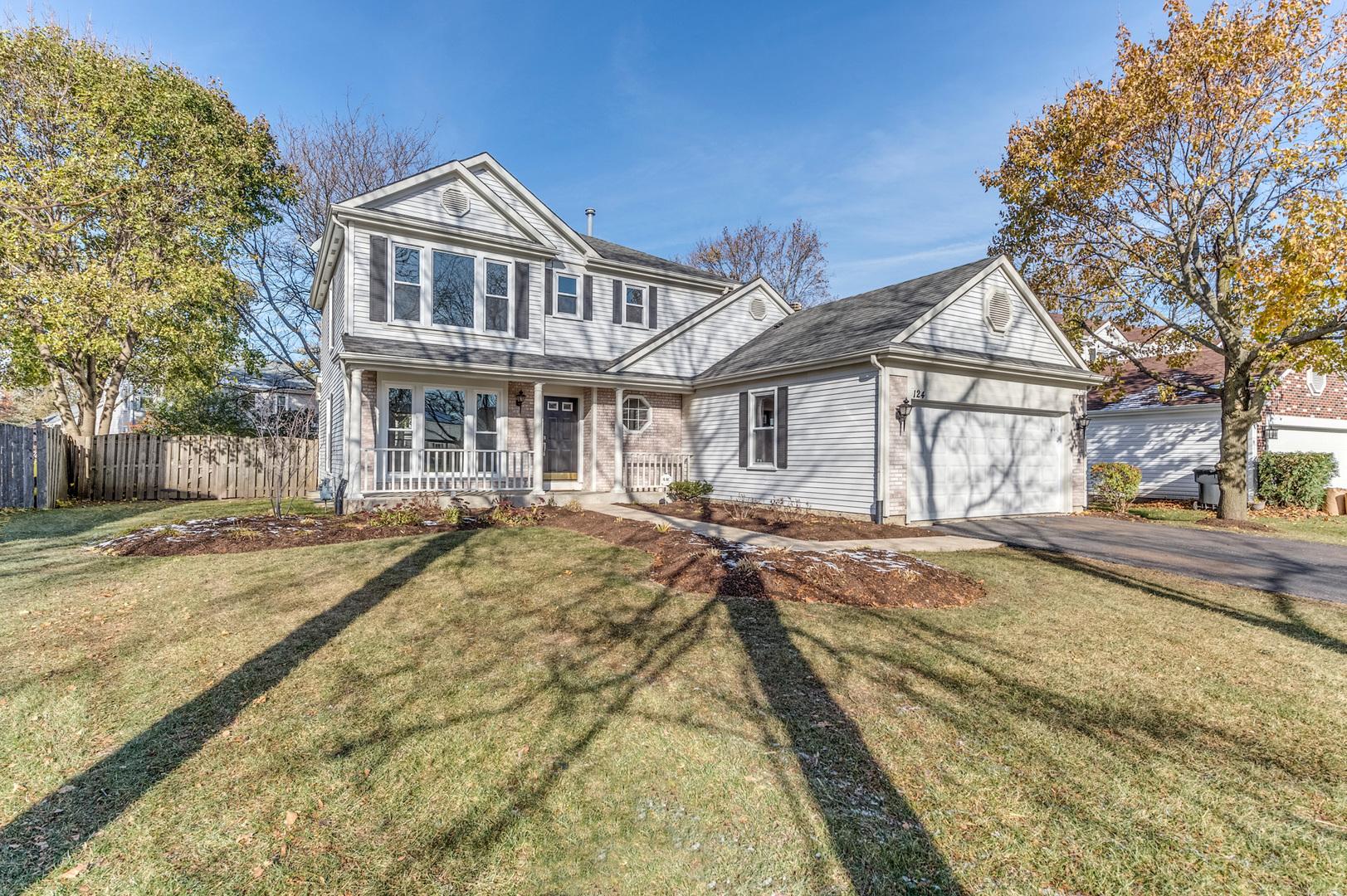 124 Jansen, Vernon Hills, Illinois, 60061