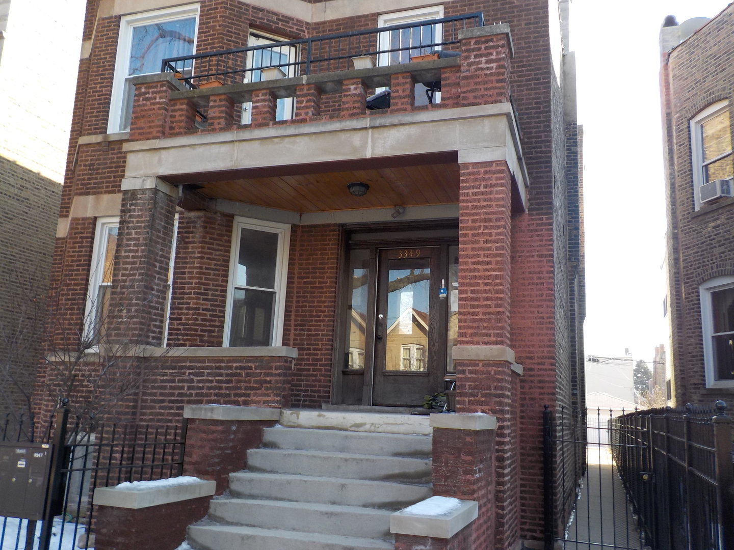 3347-49 West Pierce, Chicago, Illinois, 60651