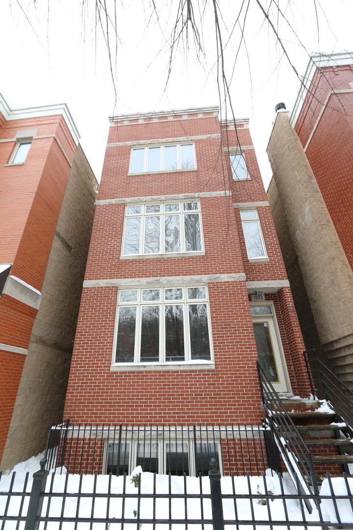 1333 Fillmore Unit Unit 1 ,Chicago, Illinois 60607