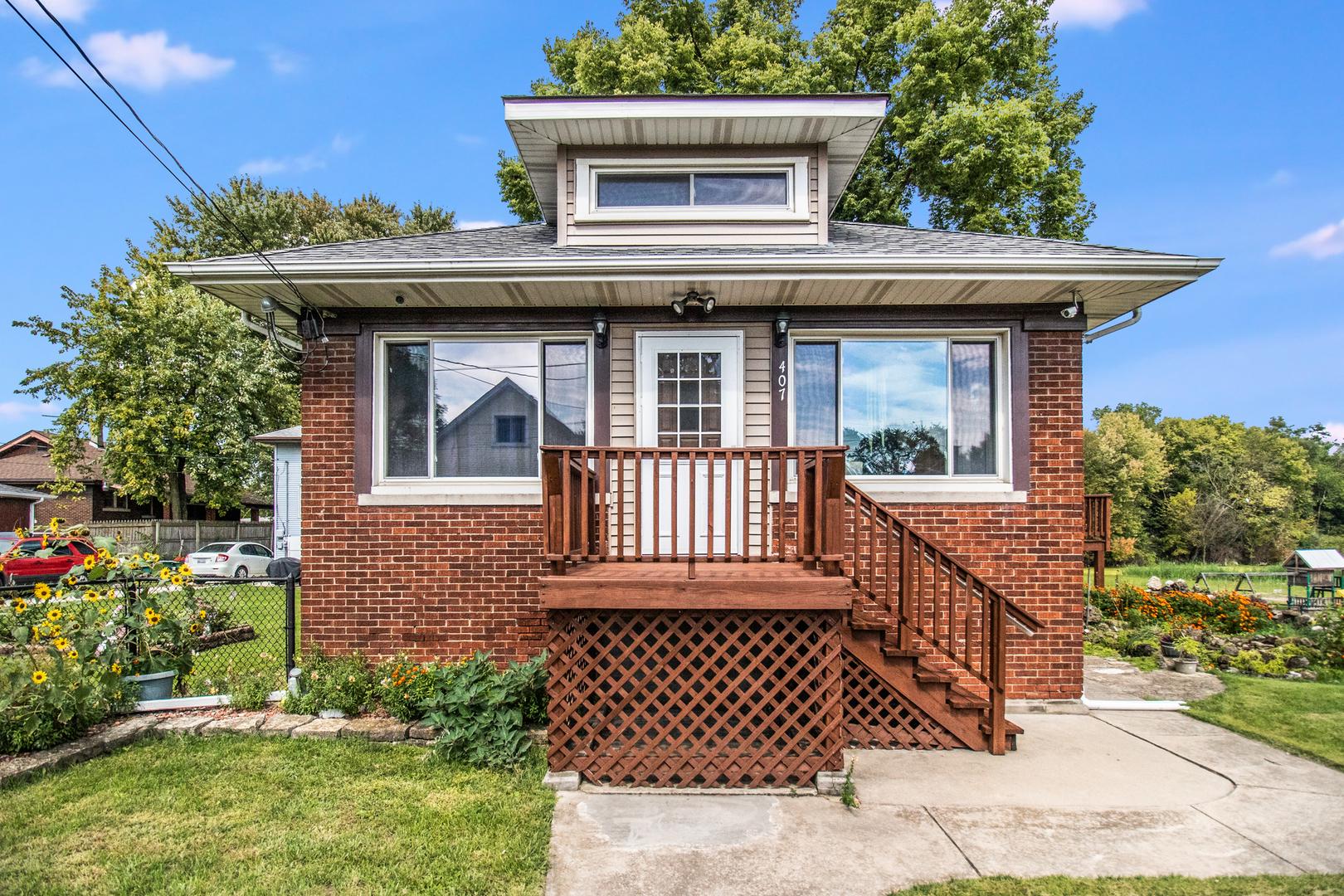 407 Oscar, Joliet, Illinois, 60433