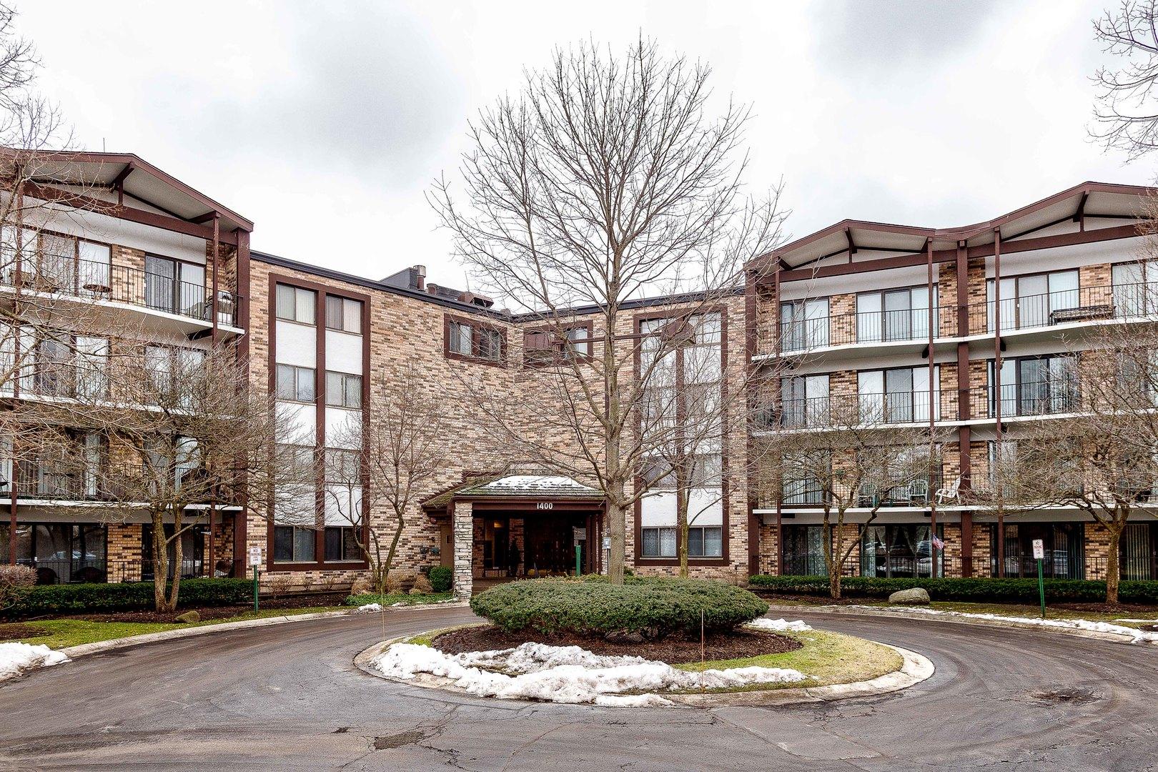 1400 North Yarmouth 105, Mount Prospect, Illinois, 60056