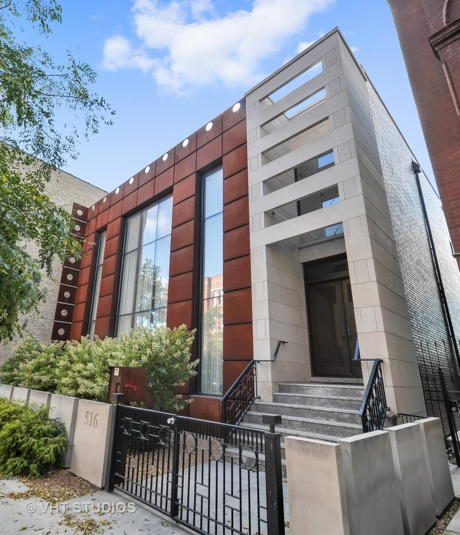 Property for sale at 516 North Armour Street, Chicago-West Town,  IL 60642