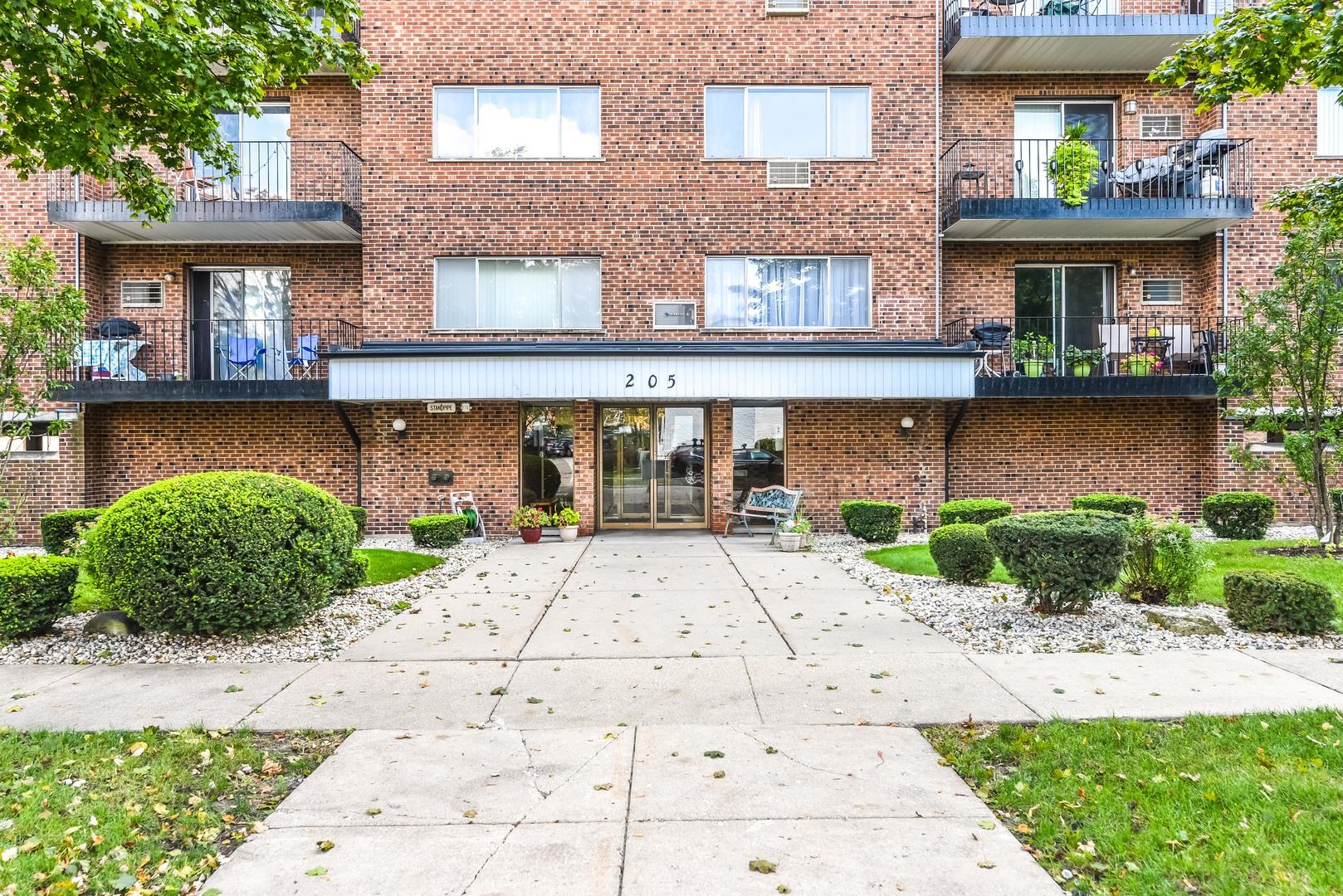 205 West Miner Street, Unit 301, Arlington Heights, Illinois 60005