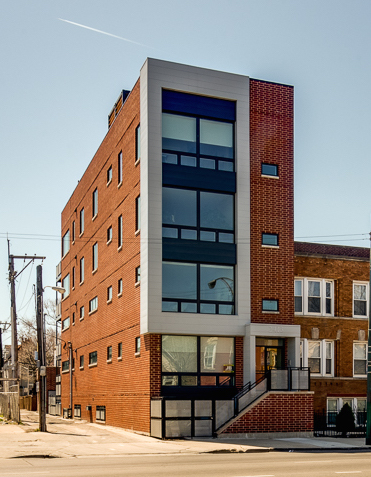 3 Condo in Logan Square
