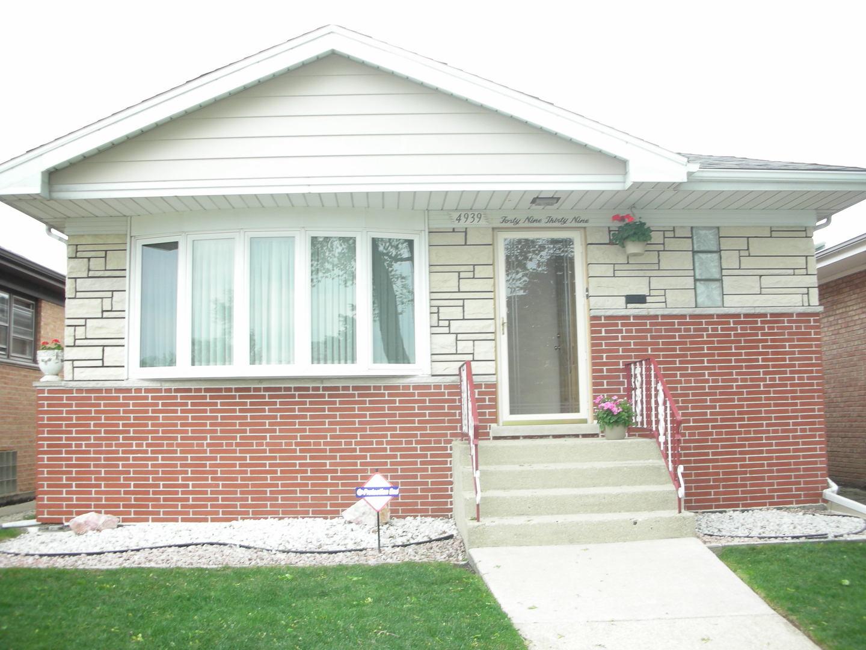 4939 N ORIOLE Avenue, Harwood Heights, IL 60706
