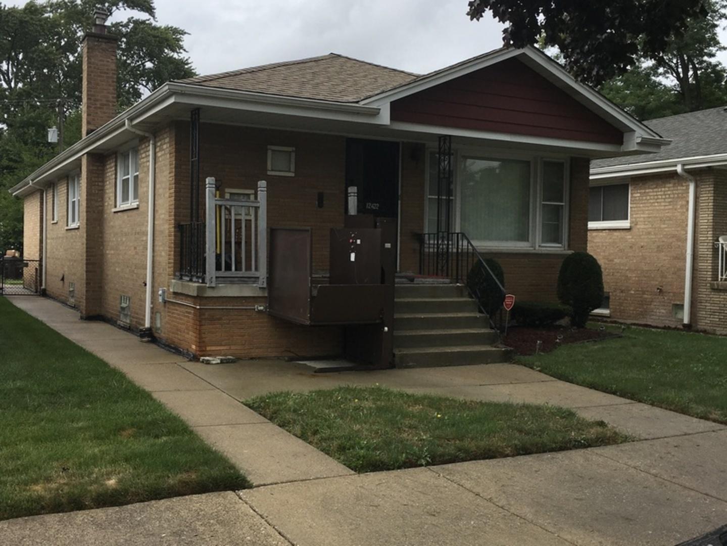 12422 South Morgan, Calumet Park, Illinois, 60827