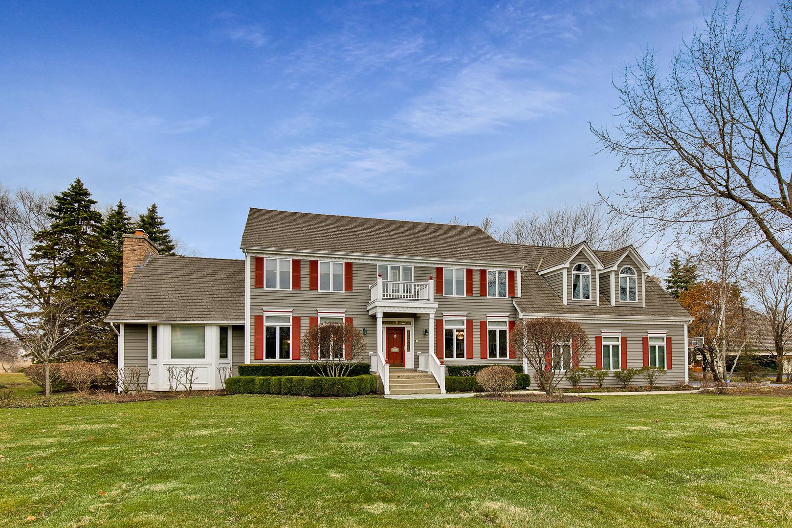 5252 Hilltop Road, Long Grove, Illinois 60047
