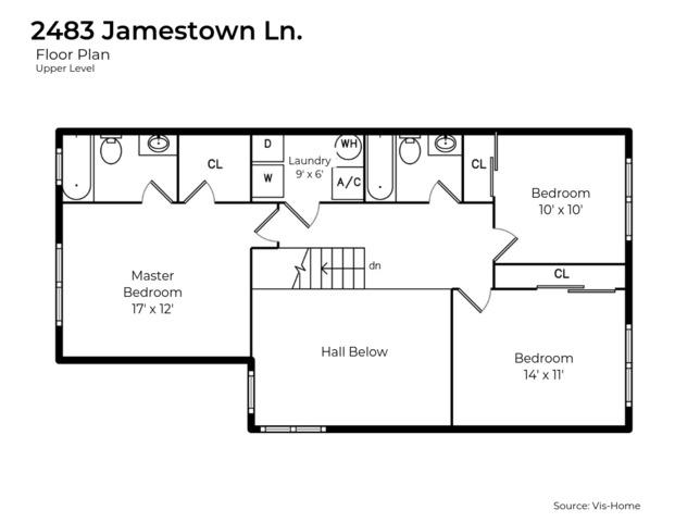 2483 Jamestown, AURORA, Illinois, 60502