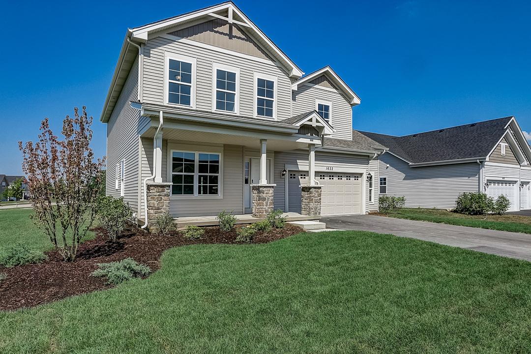 1622  Fairfield,  Elburn, Illinois