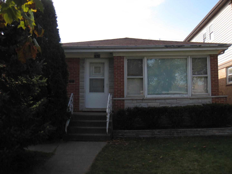 7320 North Oconto, Chicago, Illinois, 60631