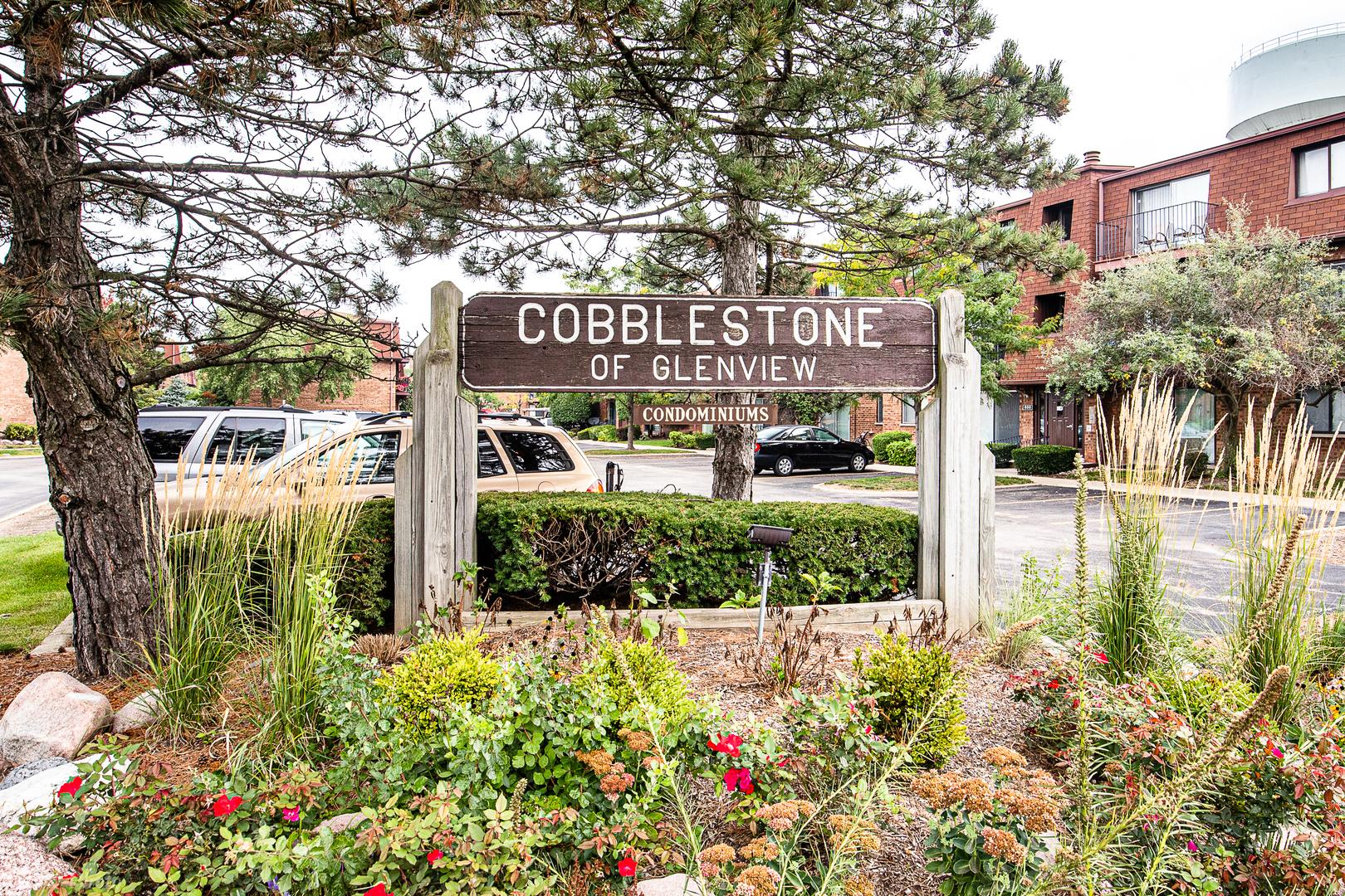 714 COBBLESTONE 2C, Glenview, Illinois, 60025