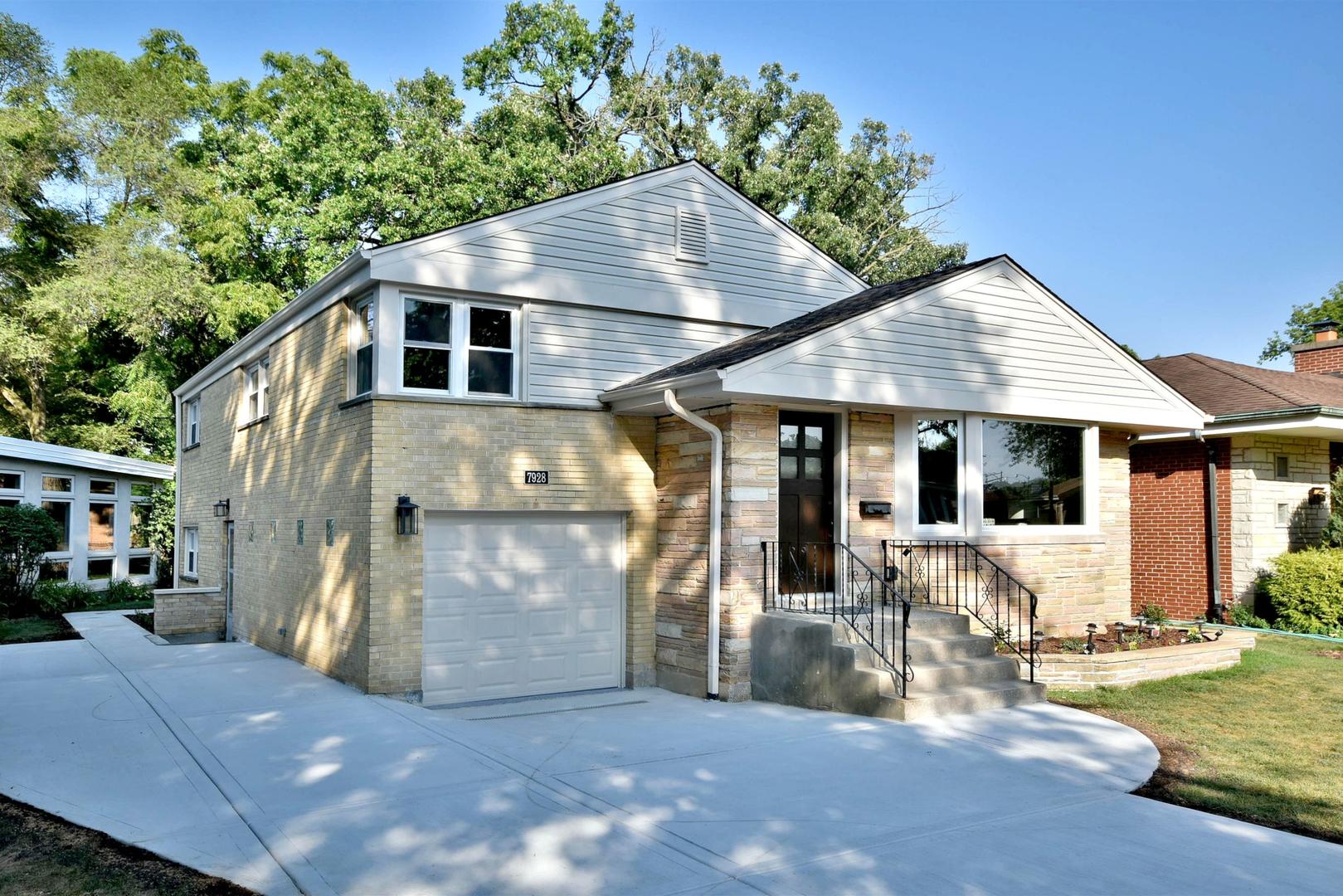 7928 West Leonora, Elmwood Park, Illinois, 60707