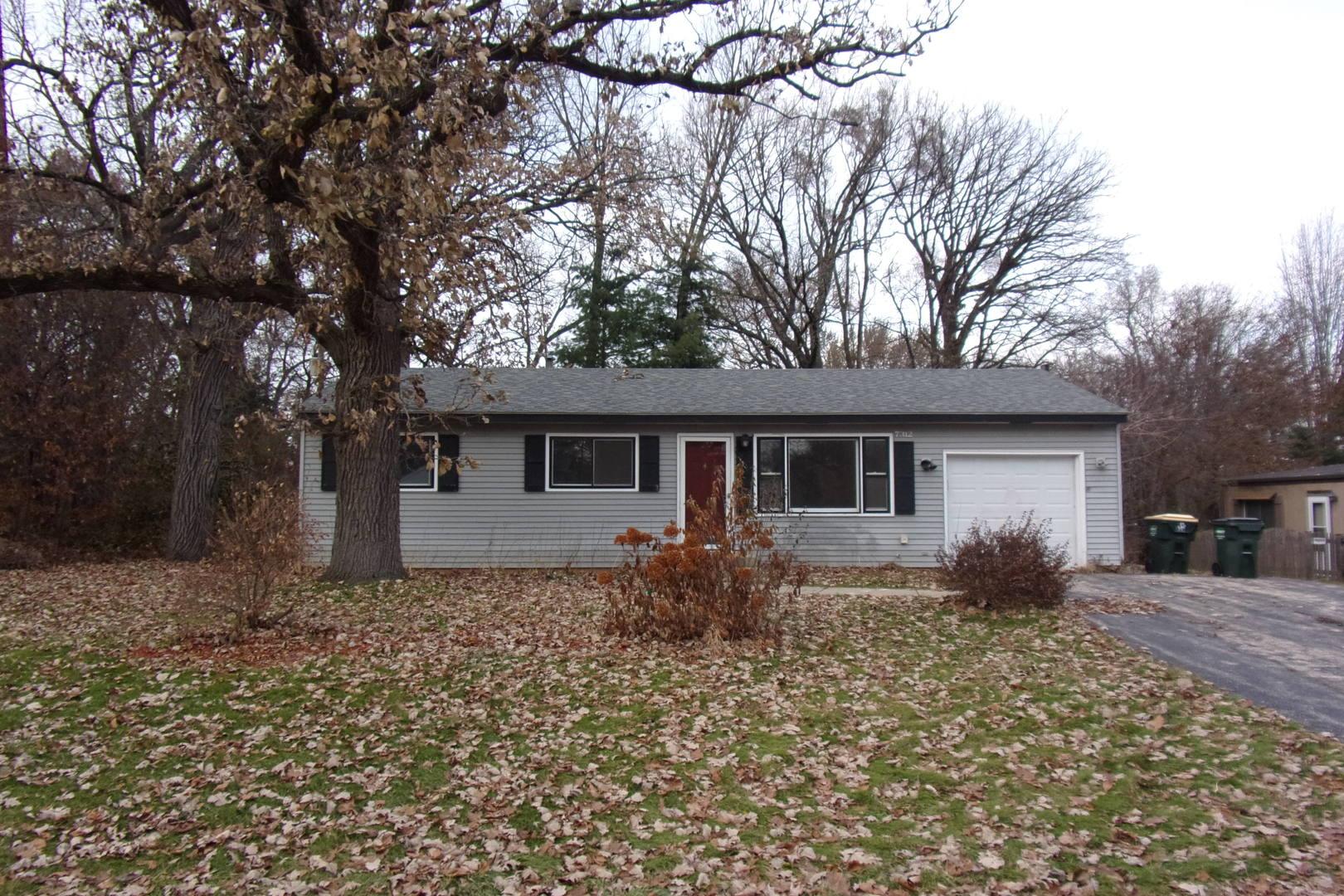 7312 Northwood, Wonder Lake, Illinois, 60097