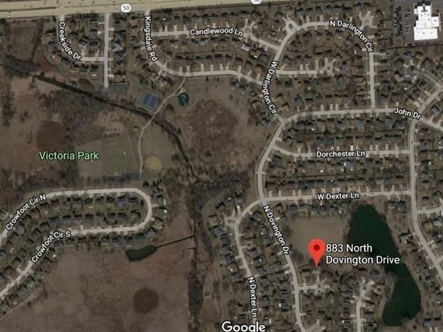 883 North Dovington, HOFFMAN ESTATES, Illinois, 60169