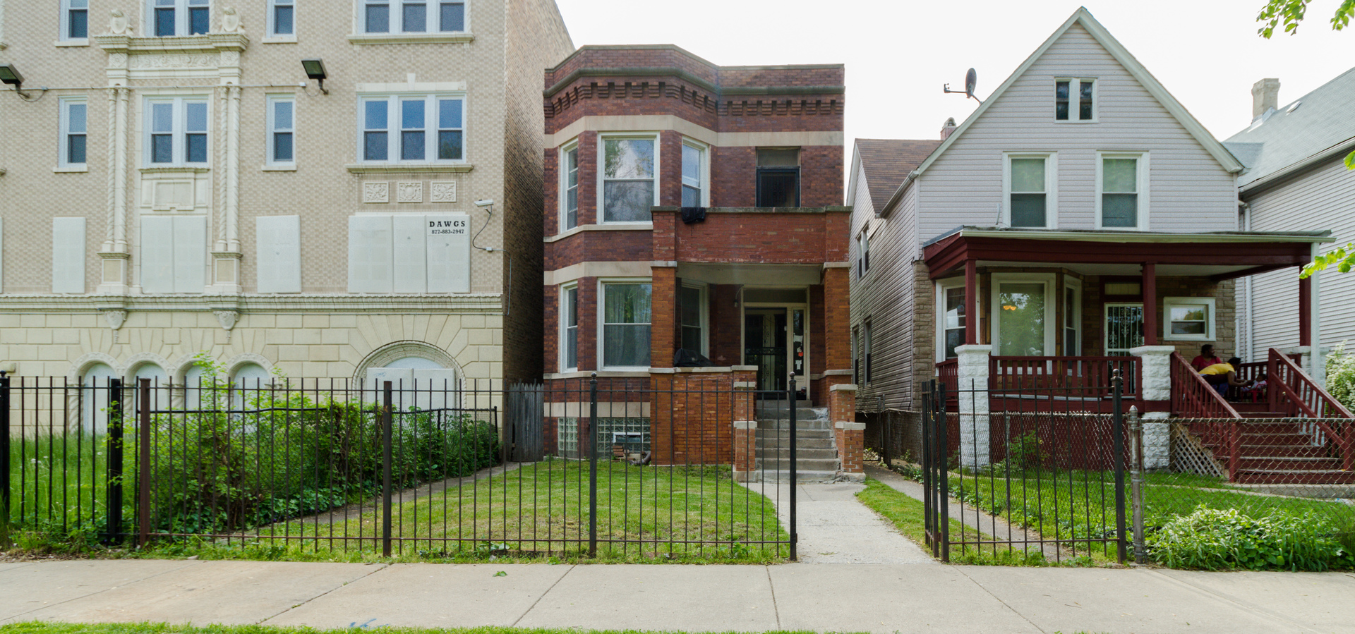 7142 South LOWE, CHICAGO, Illinois, 60621