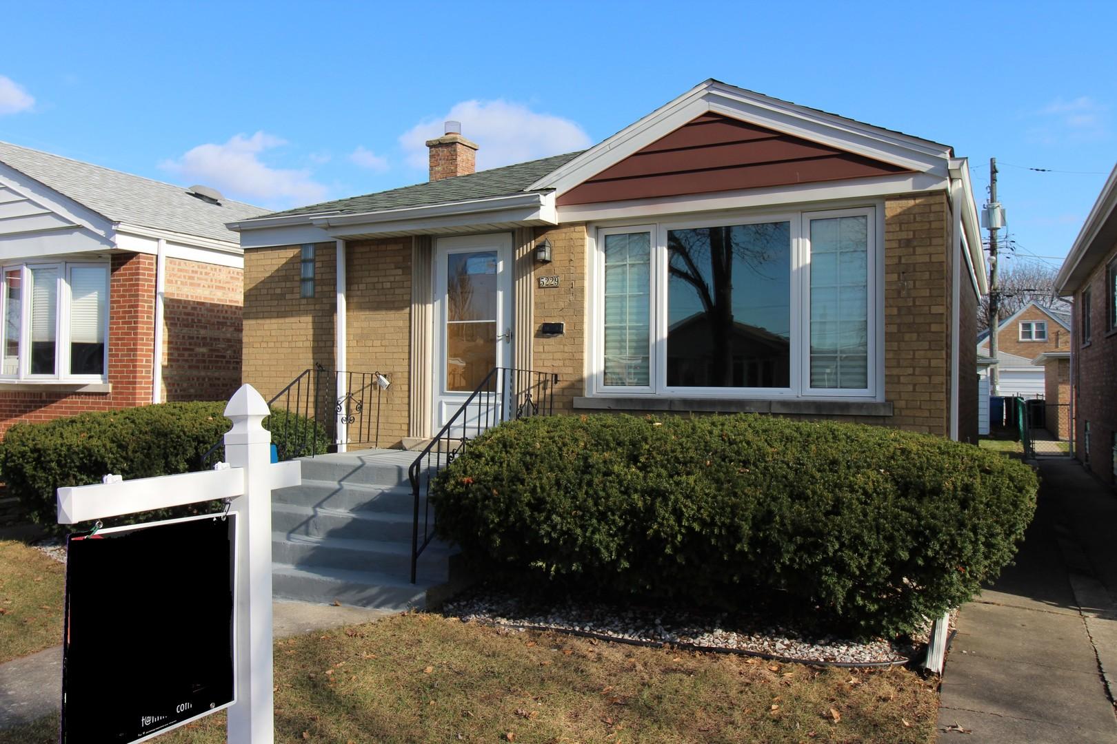 5229 S Oak Park Exterior Photo
