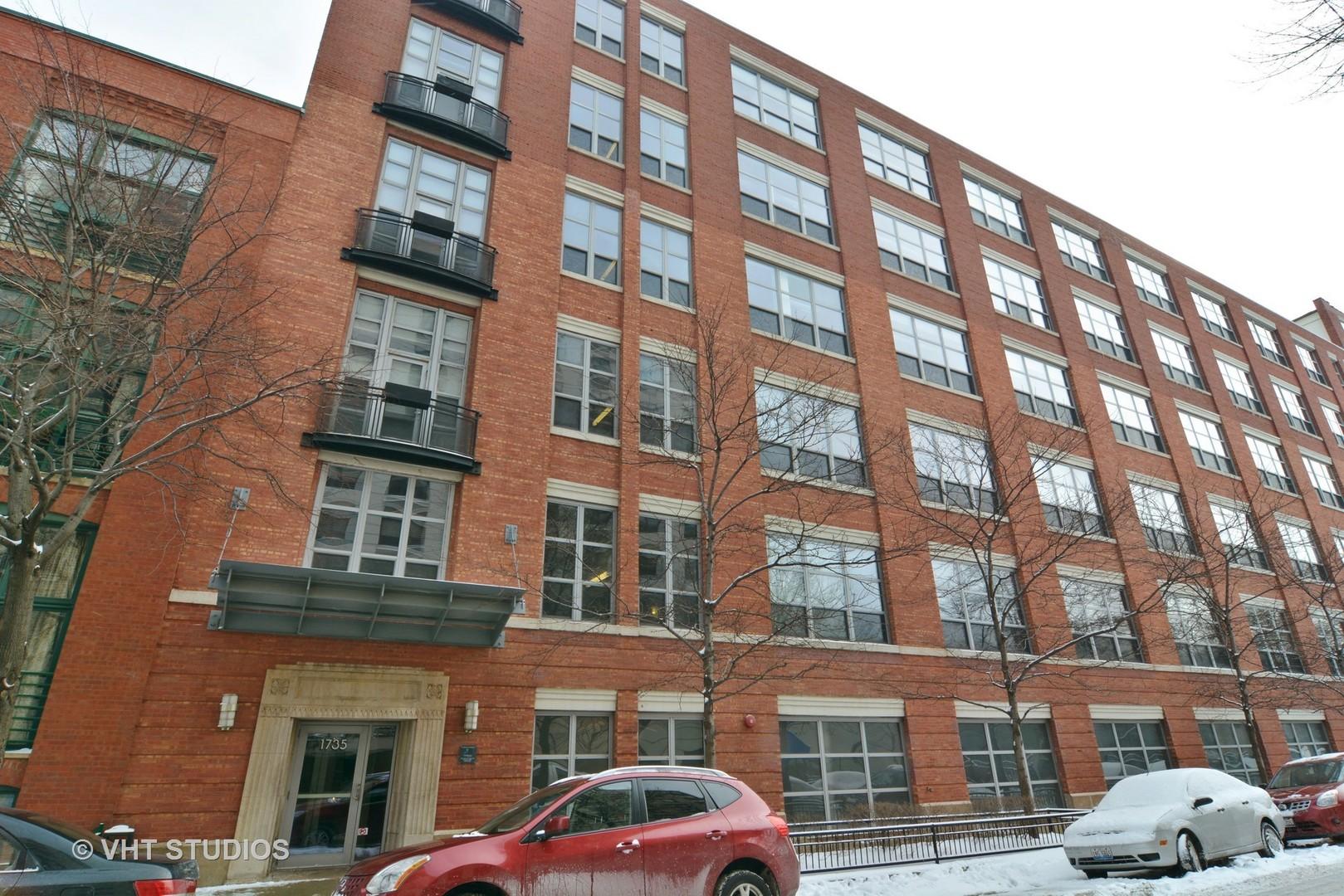 1735 Paulina Unit Unit 209 ,Chicago, Illinois 60622