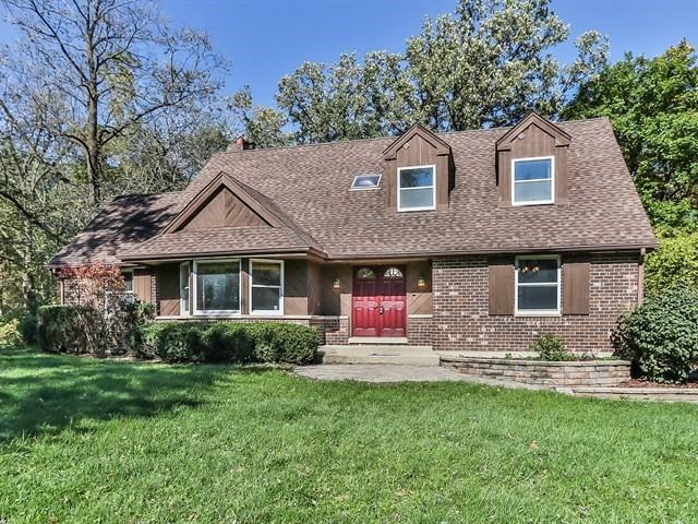 21580 West Hidden Valley Drive, Kildeer, Illinois 60047
