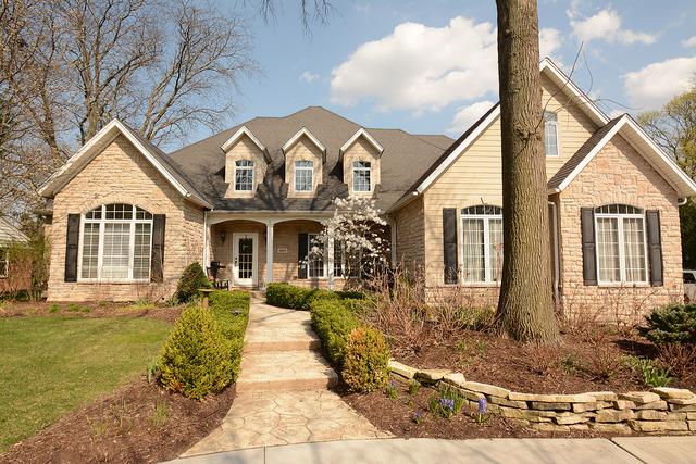 1401 Braeburn Avenue, Flossmoor, IL 60422