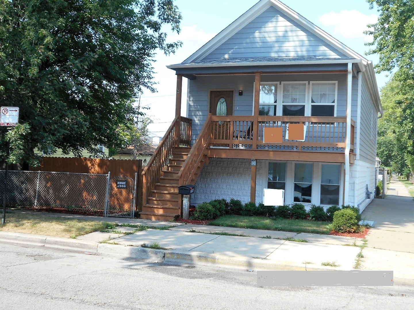3734 S Rockwell Exterior Photo