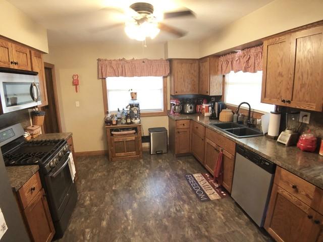 834 East Locust, Ladd, Illinois, 61329