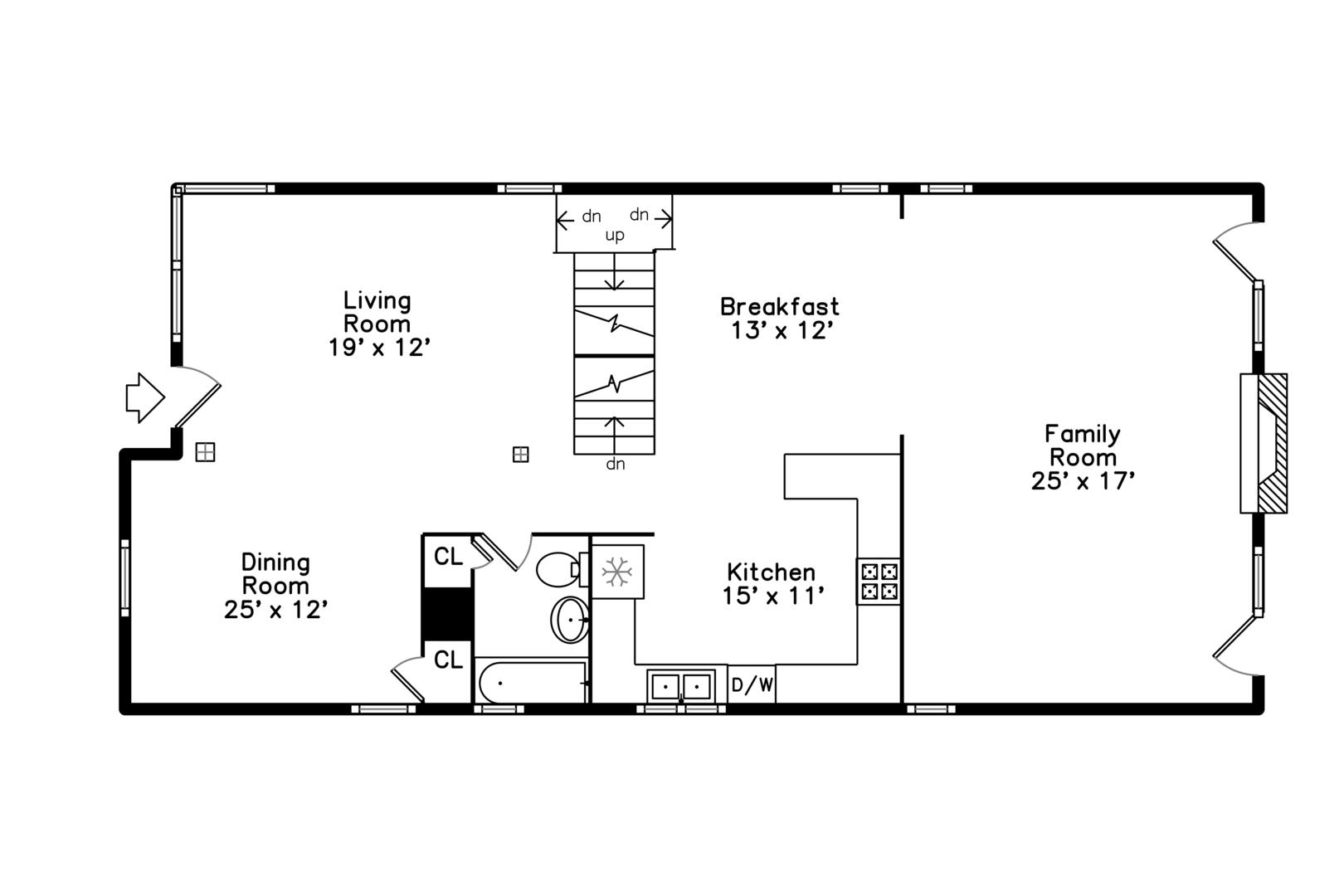 2311 North 78th, Elmwood Park, Illinois, 60707