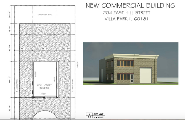 204 E HILL Street, Villa Park, IL 60181