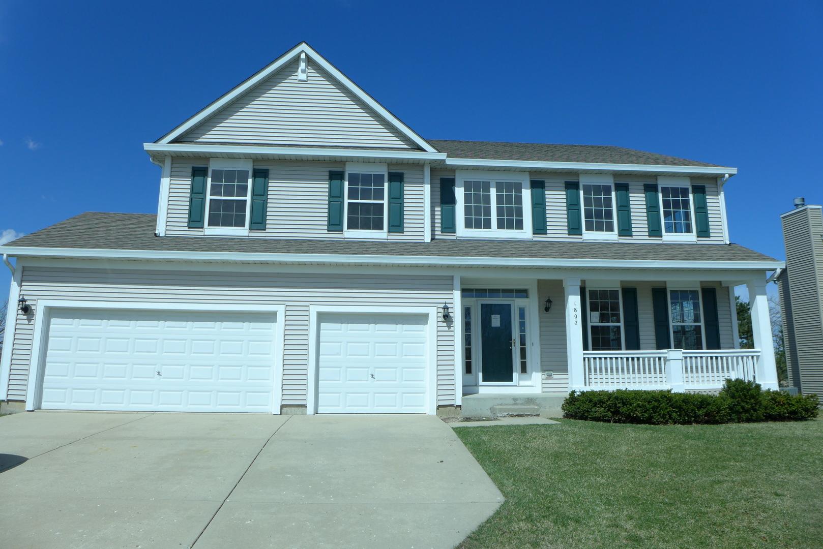 1802 Prairie Ridge Circle, Lindenhurst, Illinois 60046