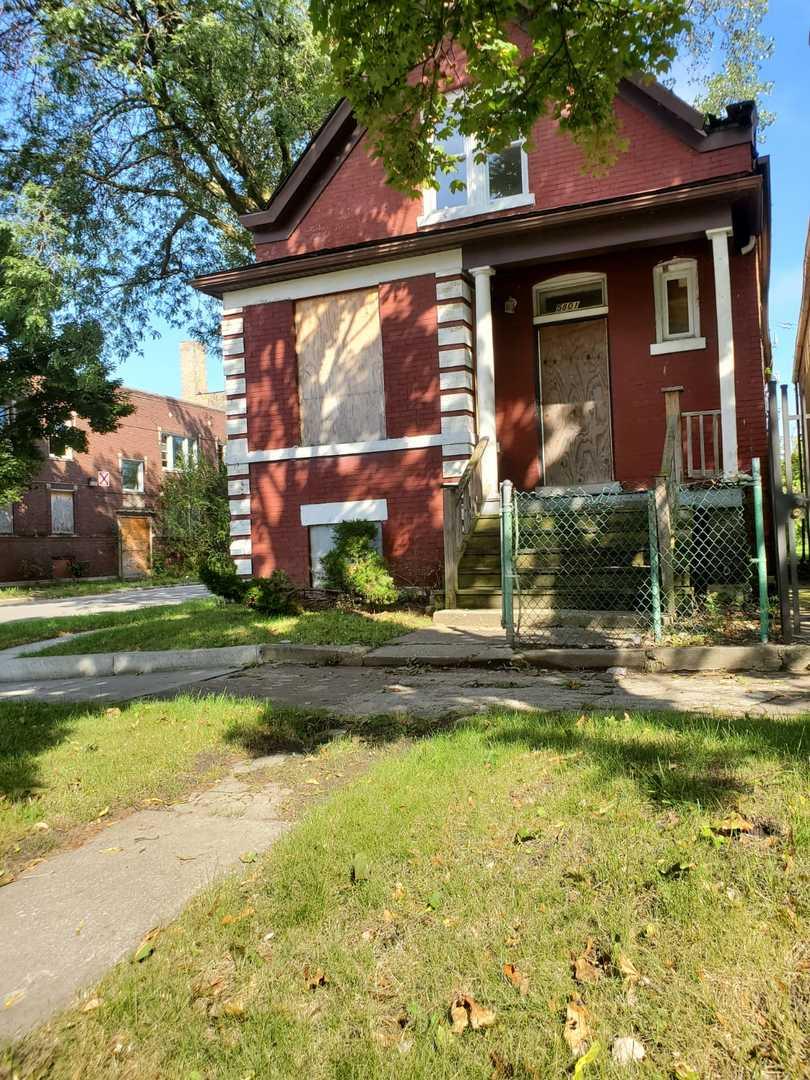 5801 S Peoria Exterior Photo