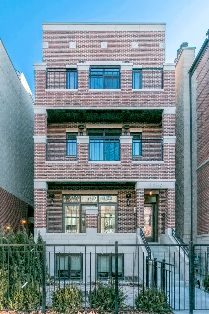 Property for sale at 1535 West Montana Street Unit: 3, Chicago-Lincoln Park,  IL 60614
