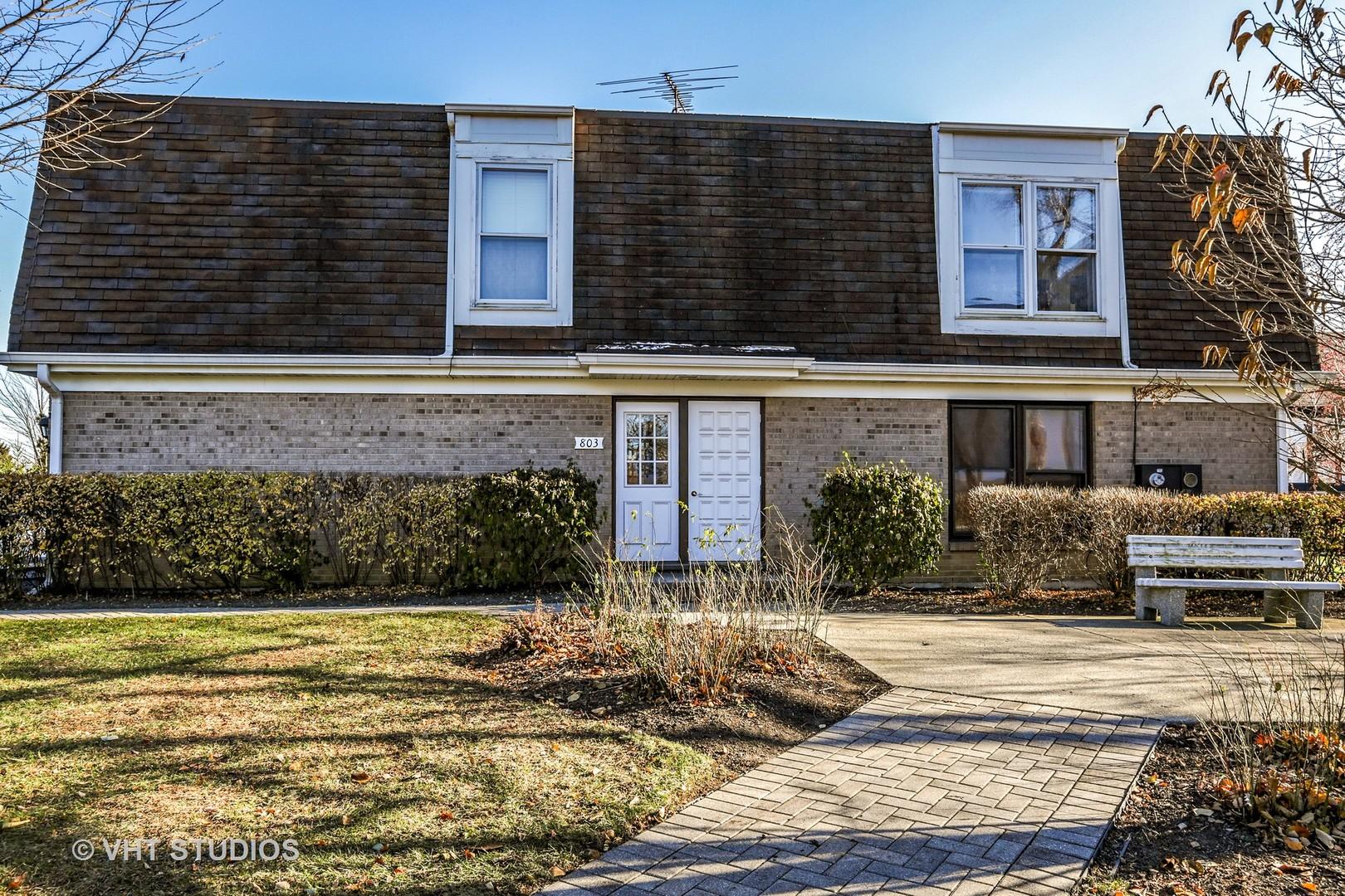 803 Garfield Avenue, Unit B, Libertyville, Illinois 60048