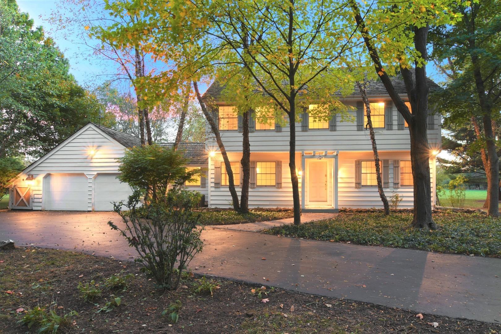 10550 Braeburn Road, Barrington Hills, Illinois 60010