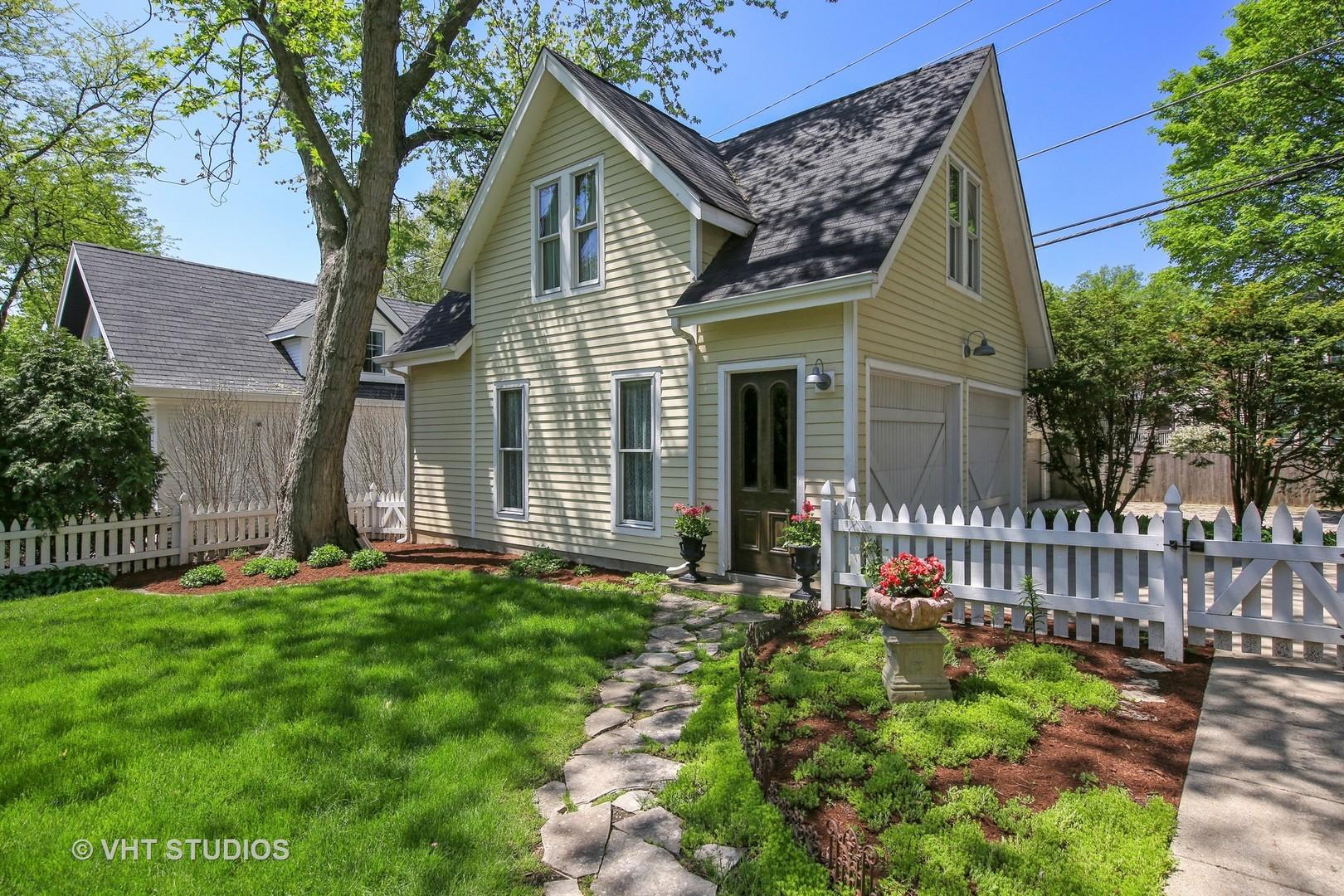 136 North WASHINGTON, Hinsdale, Illinois, 60521