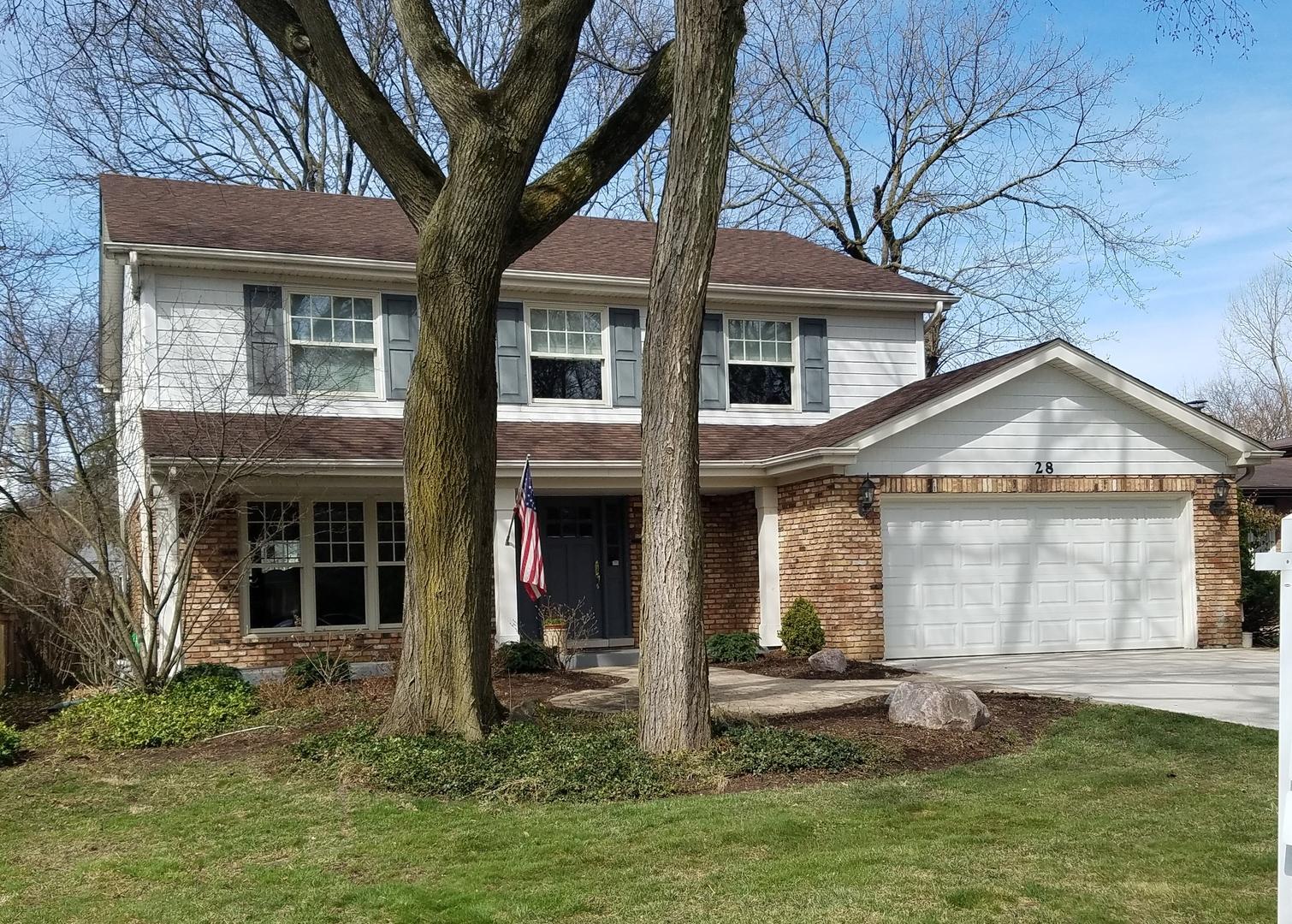28 Springlake, Hinsdale, Illinois, 60521