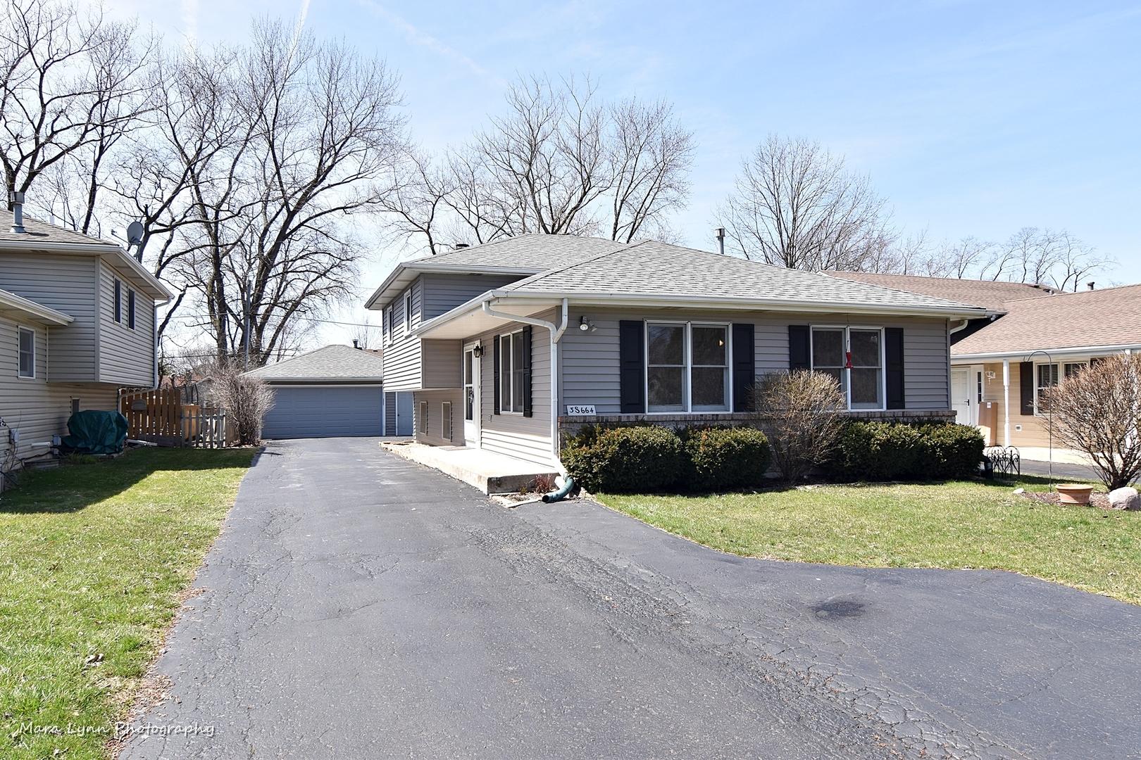 3s664 Melcher Avenue, Warrenville, Illinois 60555