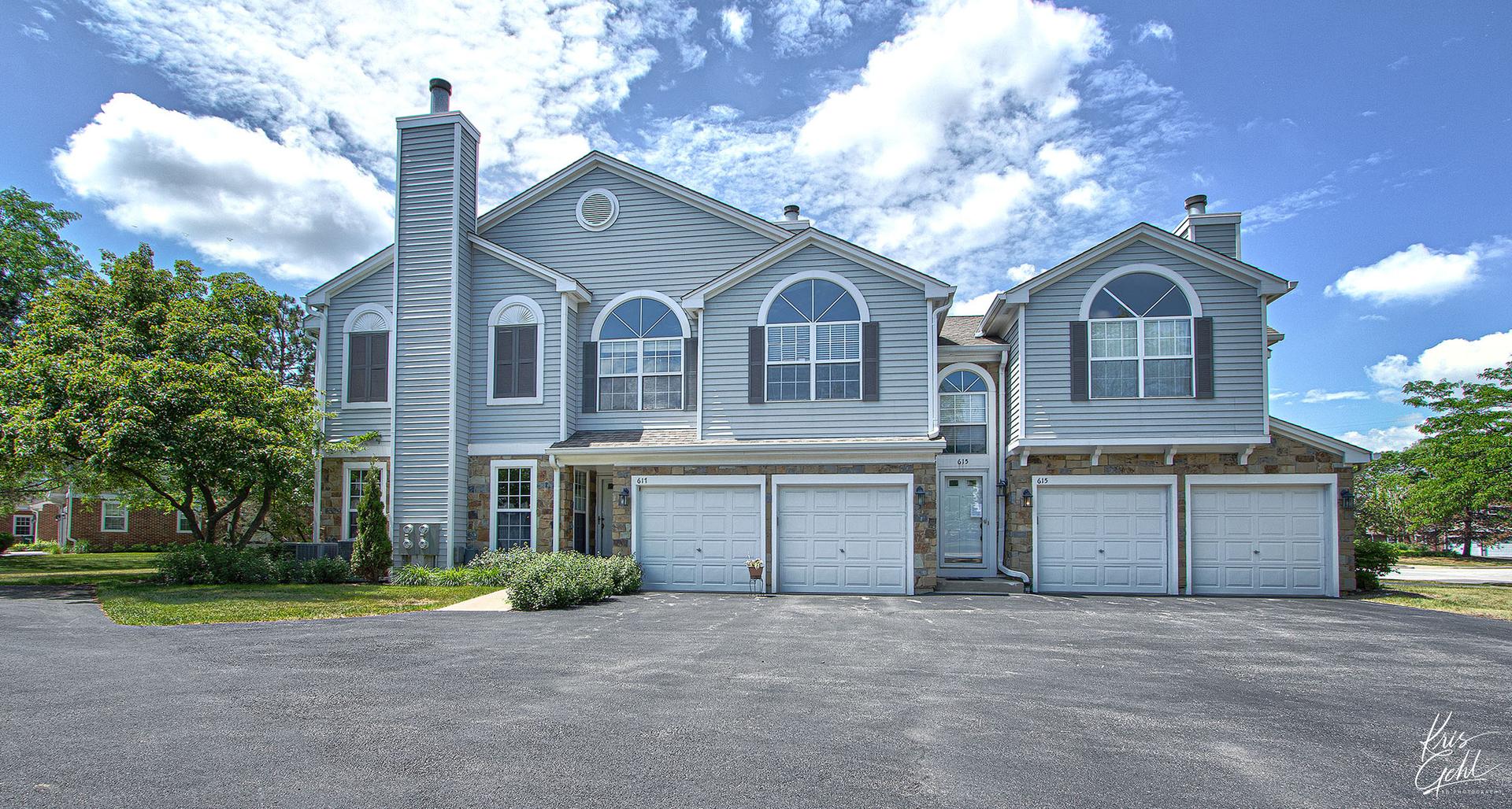 615 Grosse Pointe Circle, Unit 12-7, Vernon Hills, Il 60061