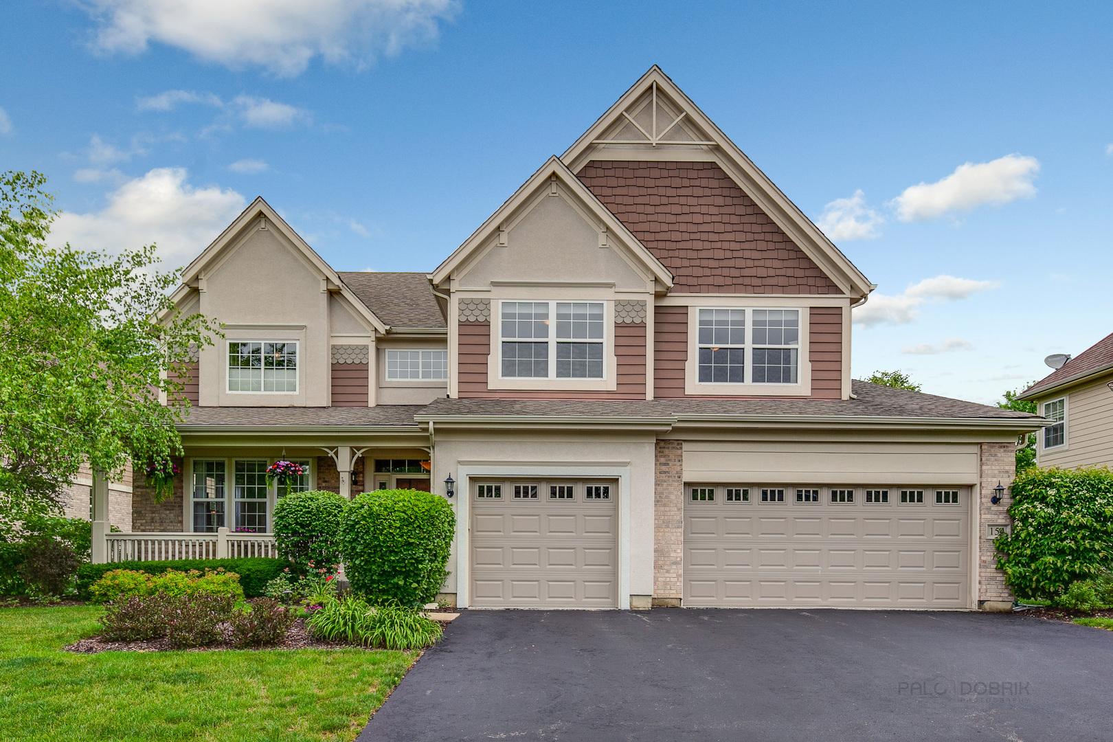 154 Colonial Drive, Vernon Hills, Il 60061