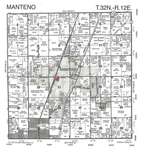 Sec21 T32N,R12E, Manteno, IL 60950