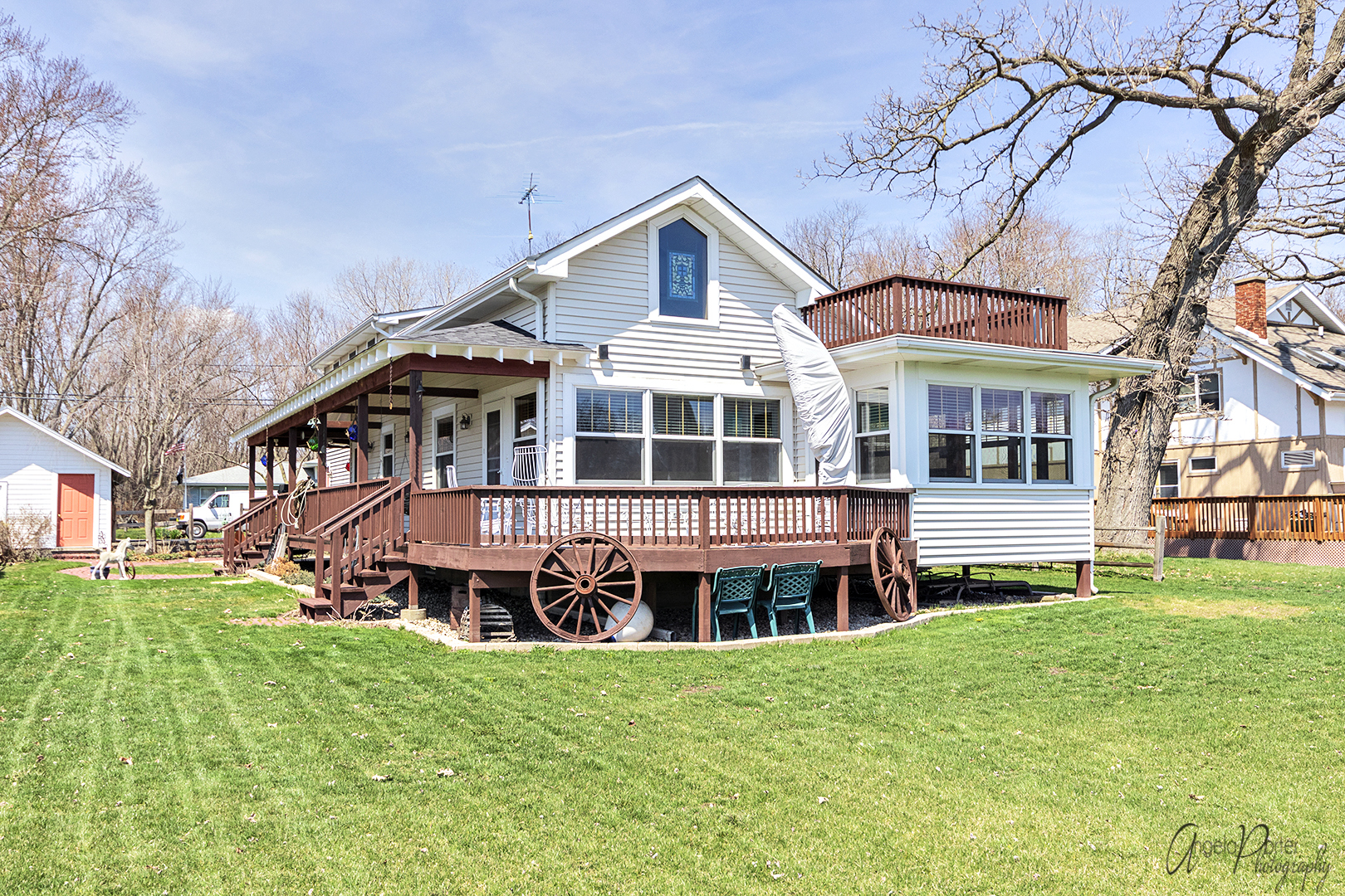 Property for sale at 1615 Sunnyside Beach Drive, Johnsburg,  IL 60051