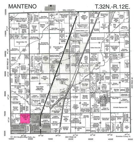 Sec31 T32N,R12E, Manteno, IL 60950