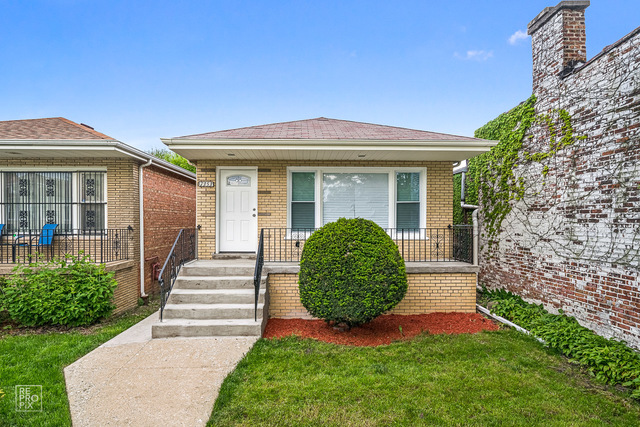 7353 S Honore Exterior Photo