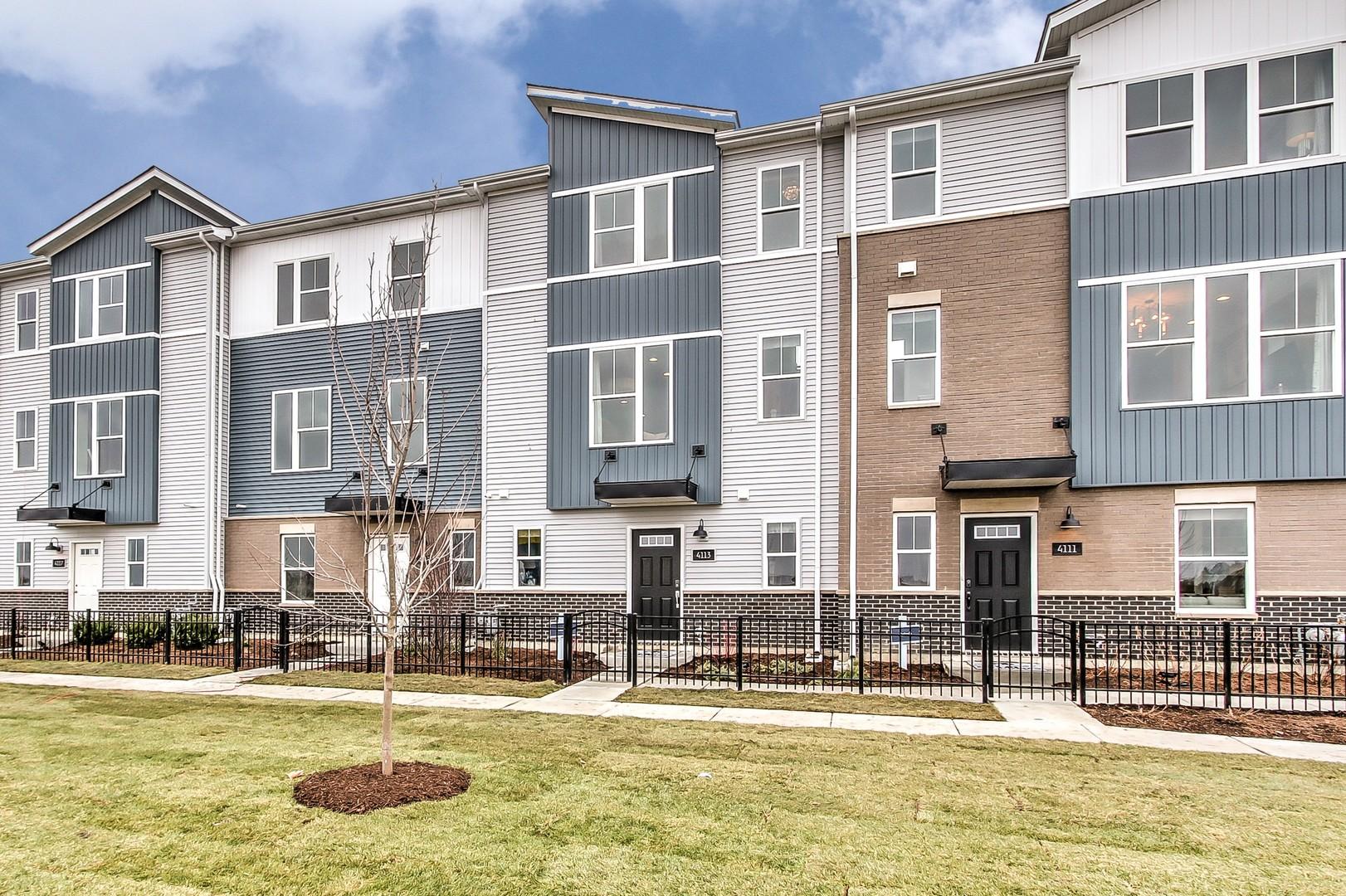 4189  Calder Lot #37.02,  Aurora, Illinois