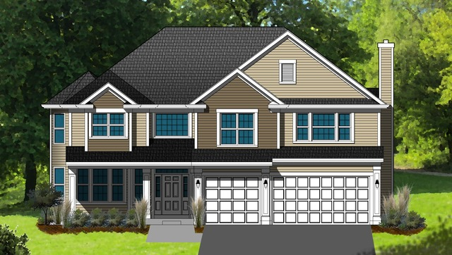 Lot 8 Greenshire Circle, Lake In The Hills, IL 60156