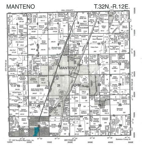 Sec32 T32N,R12E, Manteno, IL 60950