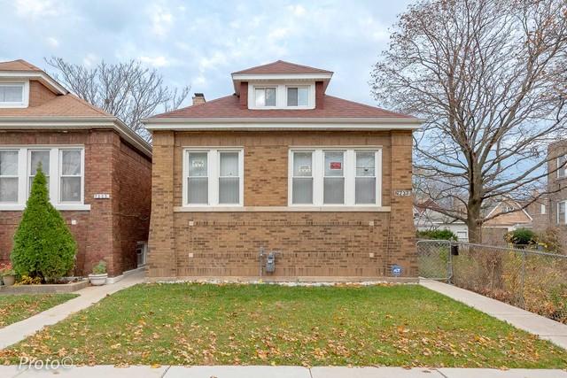 7237 S Maplewood Exterior Photo