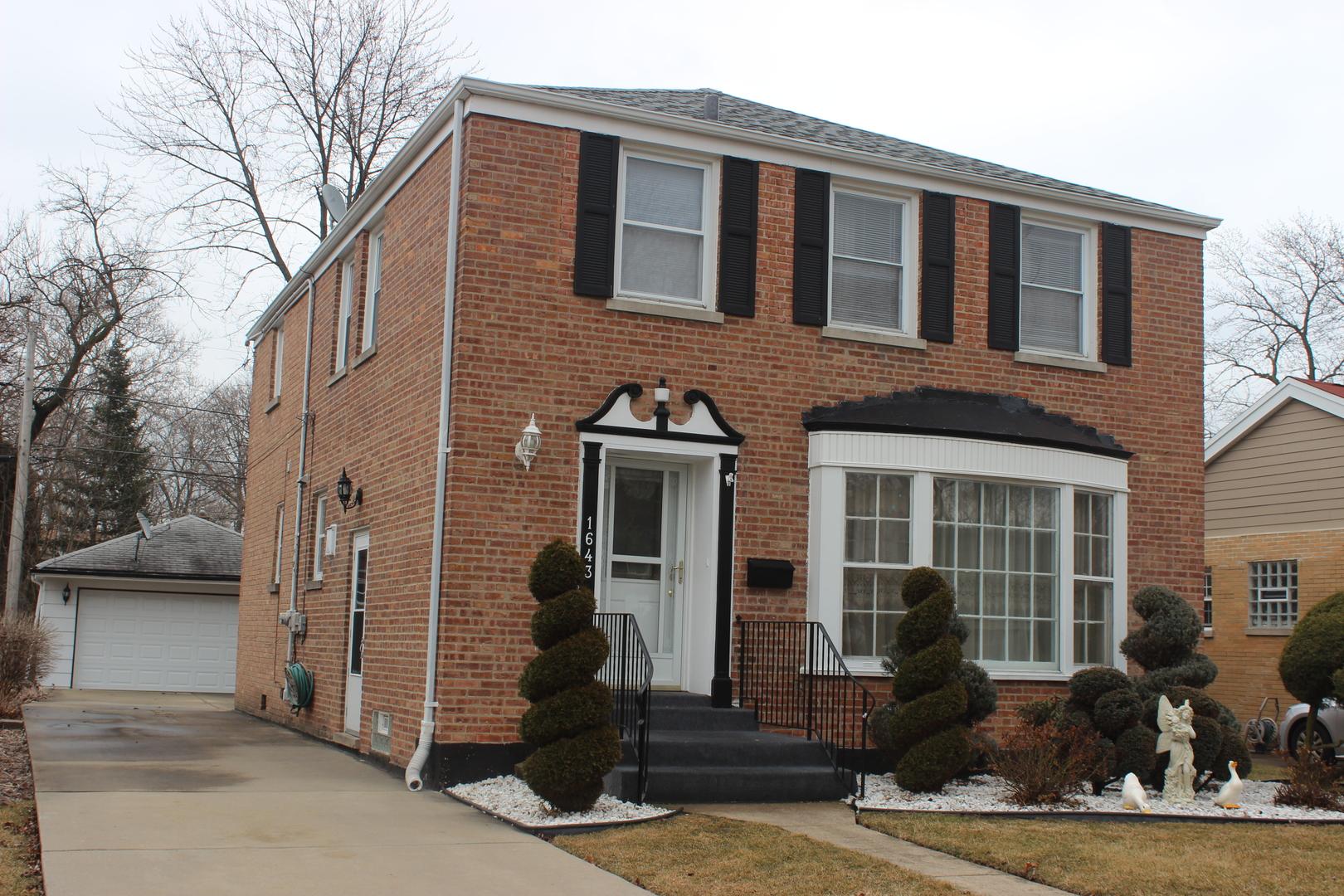 1643 Manchester, Westchester, Illinois, 60154