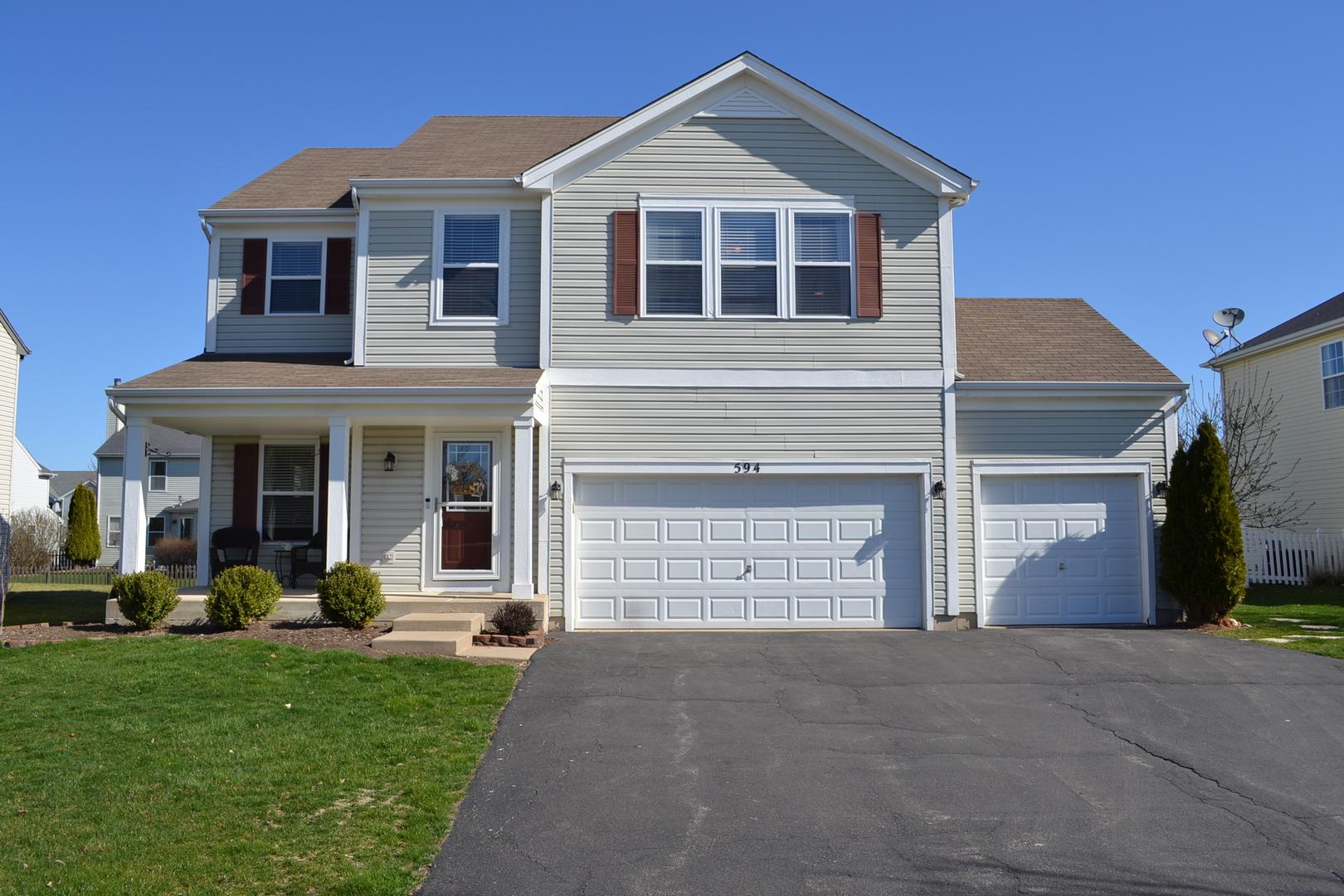594  Holbrook,  ELBURN, Illinois
