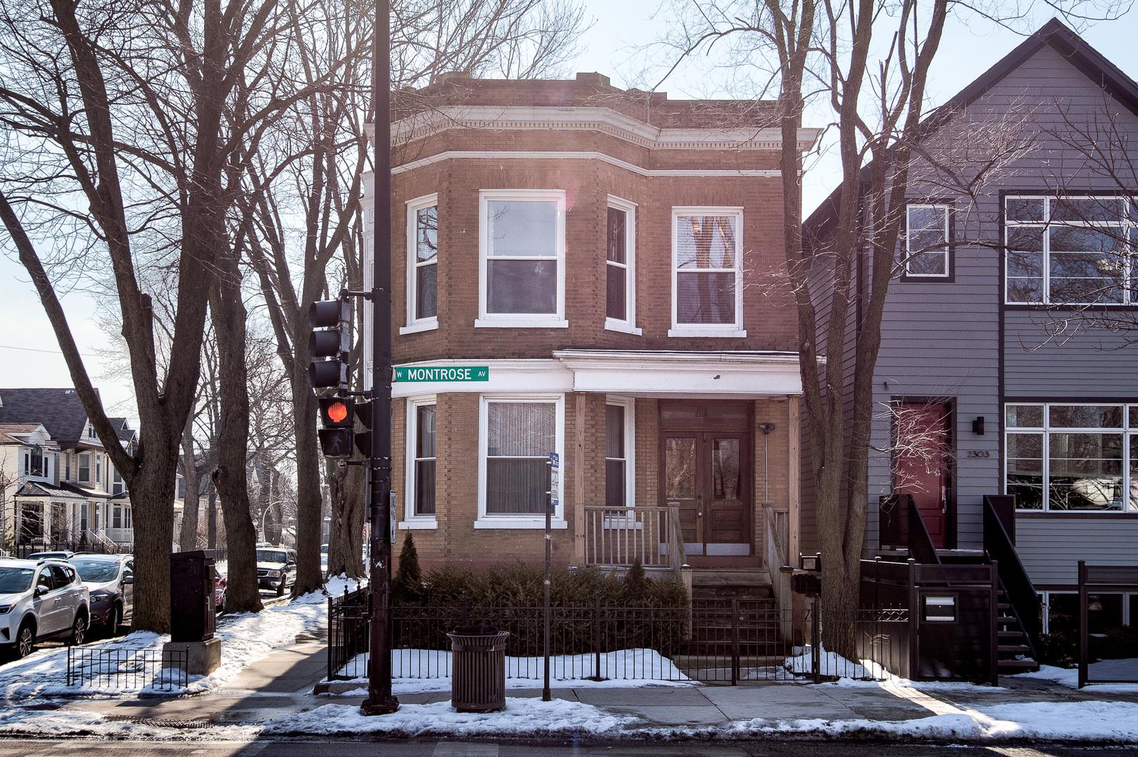 2301 West MONTROSE, CHICAGO, Illinois, 60618