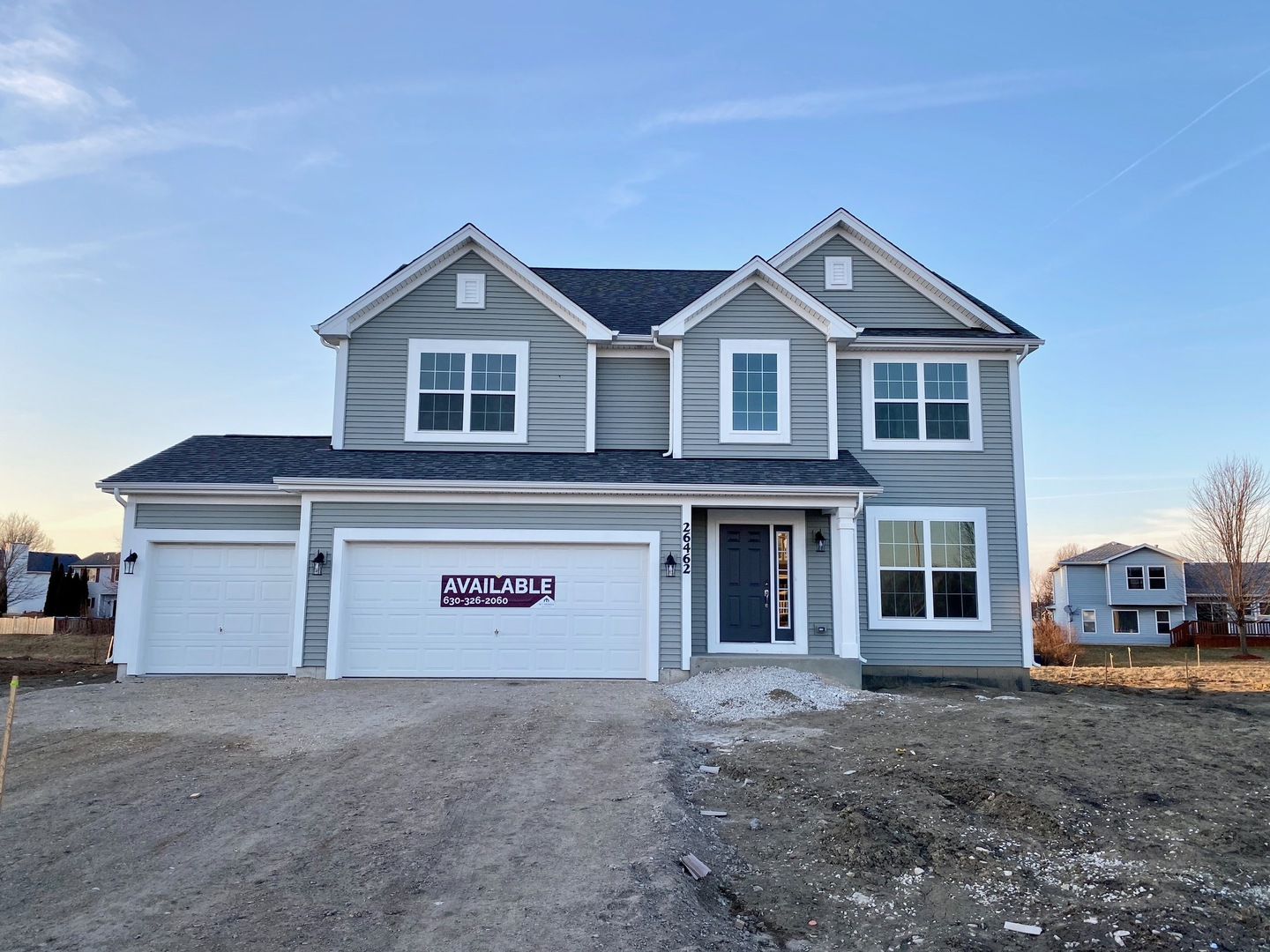26462 West Old Stage Lot#21, Channahon, Illinois, 60410