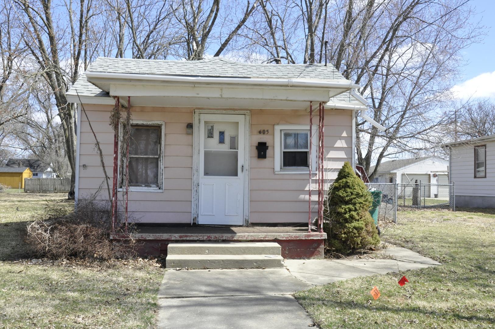 605 Powell, Streator, Illinois, 61364